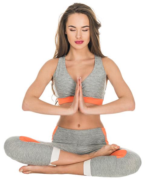Yoga In Salt Cave Spa Sante Healing Spa